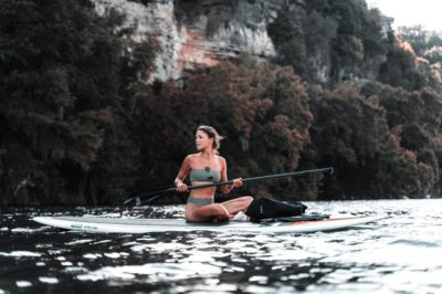 Why Do Sit On Kayak Have Holes?